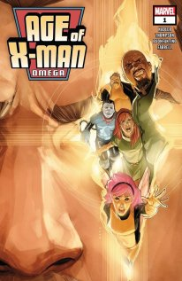 Age of X-Man Omega 1