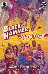 Black Hammer Justice League 1