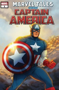 Marvel Tales- Captain America 1