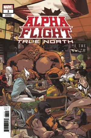 Alpha Flight True North 1