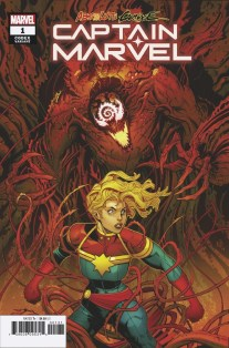 Absolute Carnage Captain Marvel 1