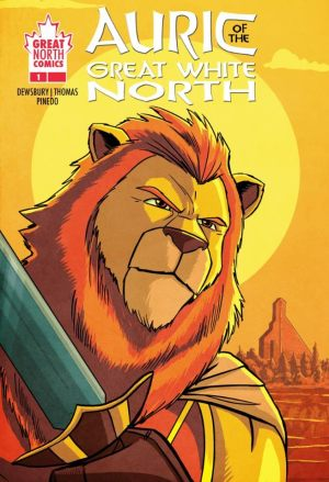 Auric of the Great White NOrth