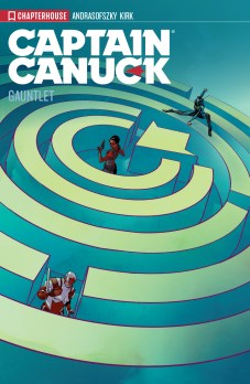 Captain Canuck The Gauntlet TP.jpeg