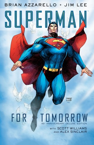 Superman for Tomorrow 15th Anniversary Ed.jpeg