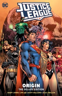 Justice League Origin Edition HC