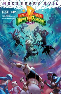 Mighty Morphin Power Rangers 49