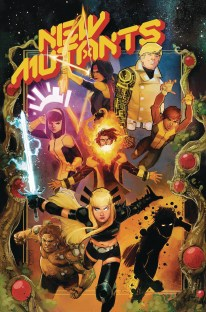 New Mutants by Hickman TP