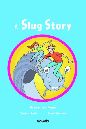 A Slug Story Cover Mock up