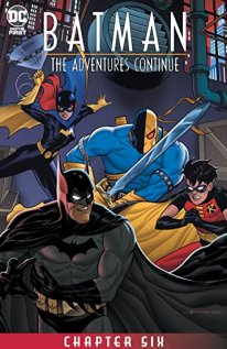 Batman- The Adventures Continue 6