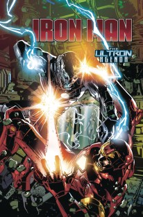 Iron Man Vol 4 Ultron Agenda TP
