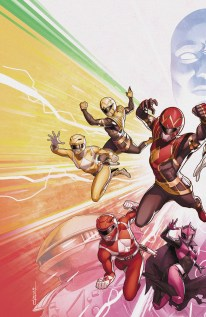 Mighty Morphin Power Rangers 50
