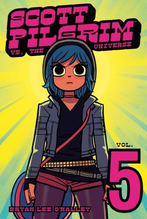 scott pilgrim vol 5