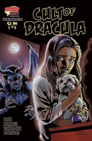 Cult of Dracula cover