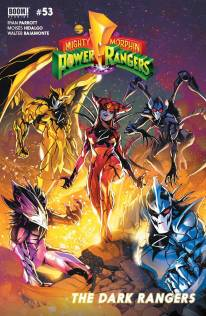 Mighty Morphin Power Rangers 53