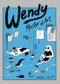 Wendy Master of Art GN