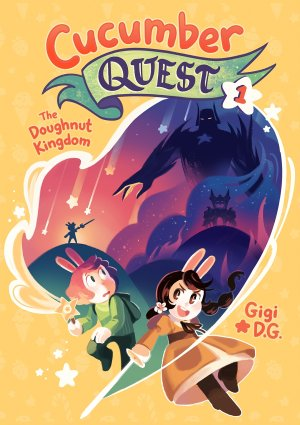 cucumber quest cover
