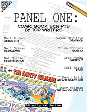 panel one comic book scripts