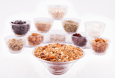 True north granola ingredients