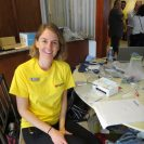 Lana Hamrlik - Physio Volunteer