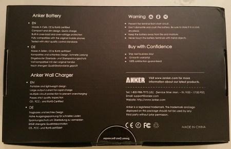 Anker Box Back