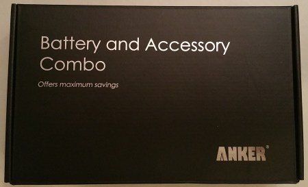 Anker Box Front