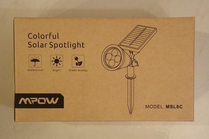 Spotlight Box