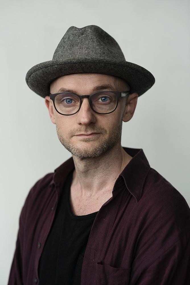Phil Choreographer Dancer Headshots