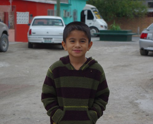 Cute Mexican Boy