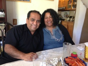 Pastor John and Ana Rosa Palacios from Leesville, LA.