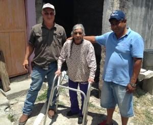 We met Pastor Santiago's sister this week. He lives in remote Refugio.