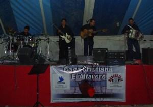 Juan's band.