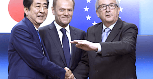 EU and Japan sign largest-ever Free Trade Agreement