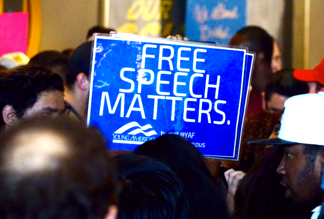 USA: Freedom for the Speech We Hate: The Legal Ins and Outs of the Right to Protest