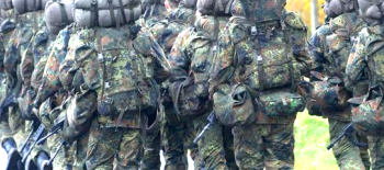 Massive German Army Build-Up Follows Federal Election