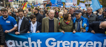 """German Elections Demonstrate """"growing political and social polarisation overtaking Europe"""""""