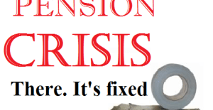 The UK Pensions Crisis - From Prophesy To Reality