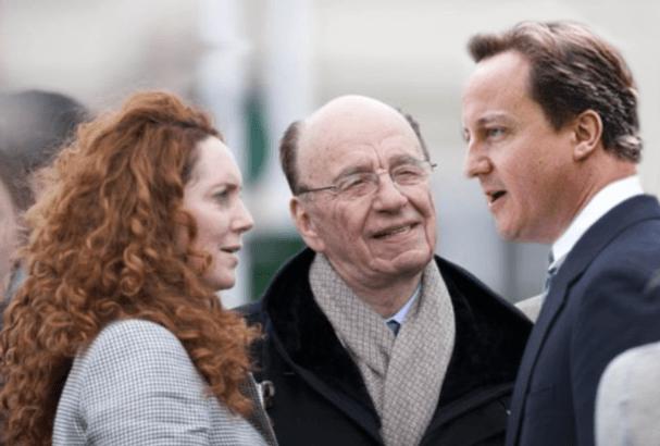 "Former UK Minister Indicates Brexit Referendum ""Deal"" Between Rupert Murdoch and David Cameron"