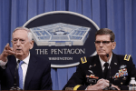 Pentagon Unveils Strategy For Military Confrontation With Russia And China