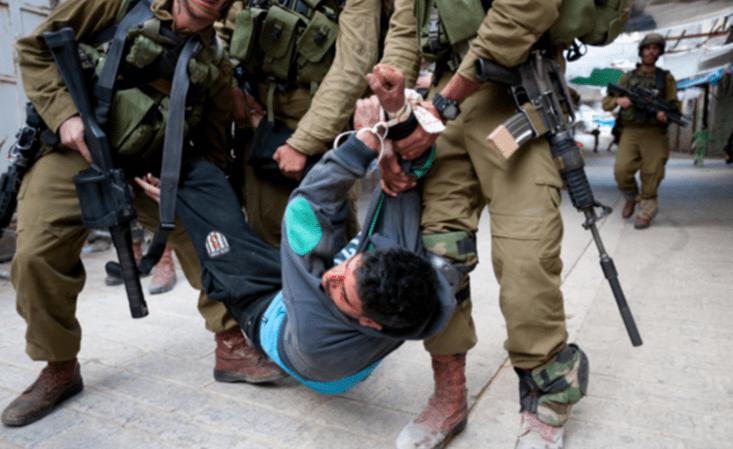 Israel's Secret Police To Face First-Ever Torture Probe