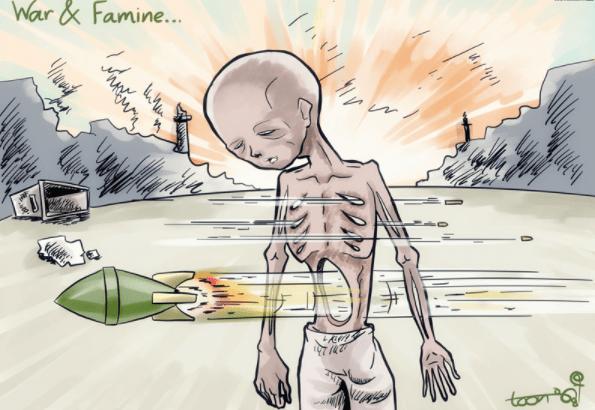 U.S. World Population Control Programme Revealed - War and Famine