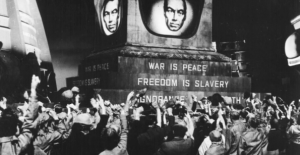 2018: When Orwell's 1984 Stopped Being Fiction