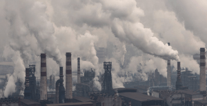 Dramatic surge in China carbon emissions signals climate danger