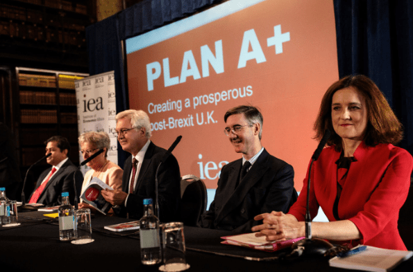 IEA withdraws rival Brexit plan after charity watchdog's investigation