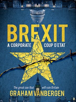 Brexit book by Graham Vanbergen