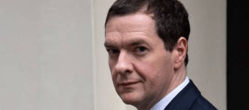 Osborne application for IMF boss rejected