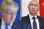 Boris Johnson's 'Russia Report' - leaked