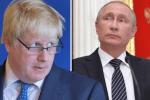 Boris Johnson's 'Russia Report' - leaked