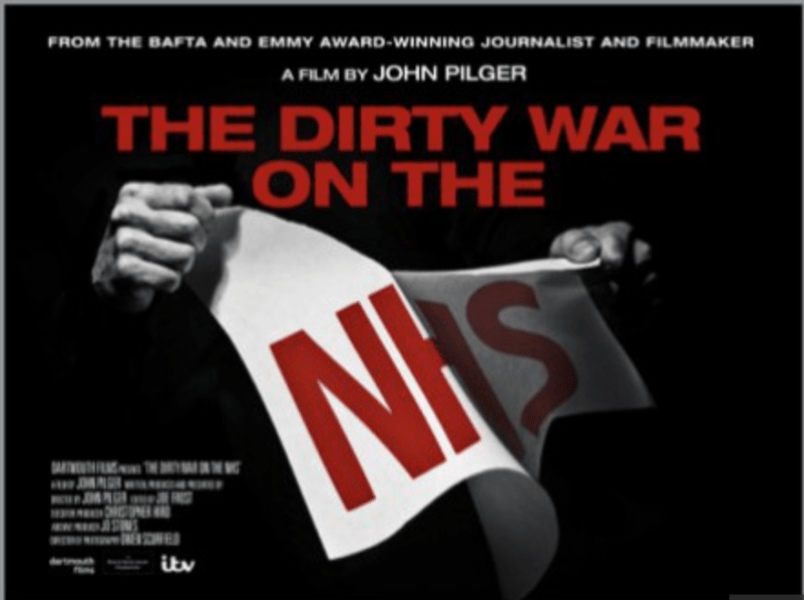 John Pilger's new film in cinemas and on TV released today