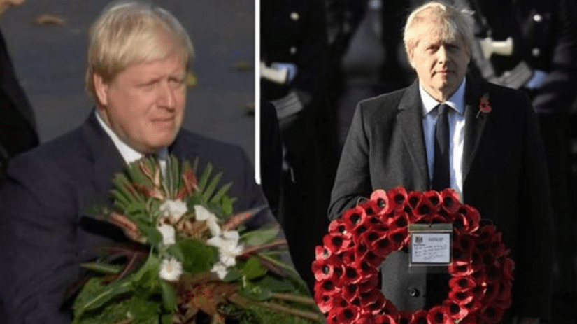Full Fact response to BBC footage of Boris Johnson at Remembrance Sunday not good enough