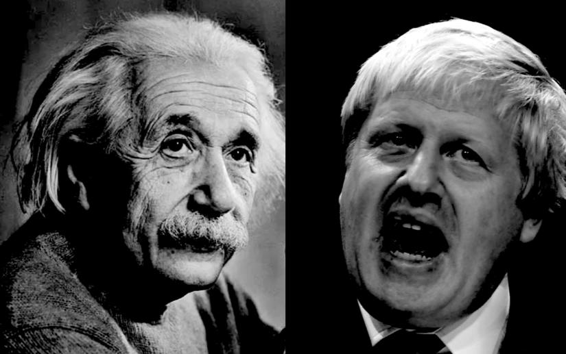 Albert Einstein predicted Brexit